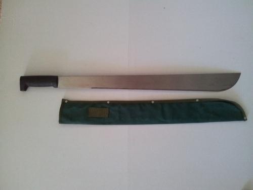 24 inch Machete