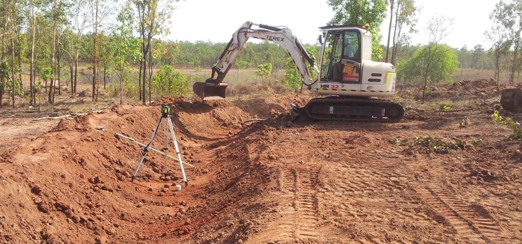 Dave Excavator course